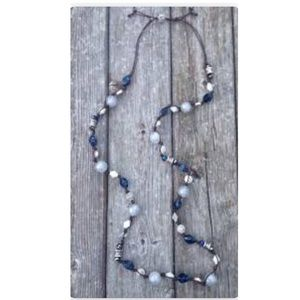 """Premiere """"Chambray"""" necklace"""
